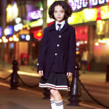 カスタム高品質のアジア学生服