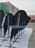 Kundenspezifische Fliegen-Großhandelsmarkierungsfahne/Teardrop-Markierungsfahne/Standplatz-Markierungsfahne