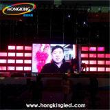 Visualización de pantalla publicitaria a todo color al aire libre de alta resolución del LED