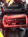 Machine de découpage de circuit de fibre de chanvre/fibre de chanvre tondant et écrasant le matériel
