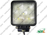 Road Light, ATV SUV 4WD 4X4 LED Driving Lamp, LED Work Lights (NSL-1505S-15W)를 위한 10-30V 떨어져 15W LED