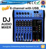 Новый смеситель DJ каналов способа CT-60s 6