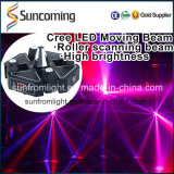 Bewegliche Hauptdisco-Beleuchtung 4 Kopf-LED