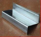 Purlin en acier Shaped de dépliement froid galvanisé plongé chaud de Z (SP-002)