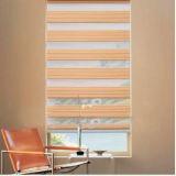 ホーム装飾のための最もよい品質の価格の卸売SKDファブリックシマウマの巻上げ式ブラインド