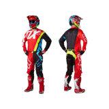 Mx het Rennen van de Motorfiets van het Toestel de Kleding van de Motocross van de Sublimatie van de Douane van het Kostuum (AGS01)