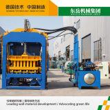 Dongyue Qt4-15cのコンクリートブロック機械Algerie