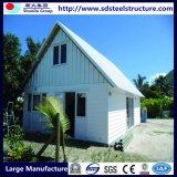Maisons modulaires Moderne-Vertes de Moderne-Construction préfabriquée préfabriquée