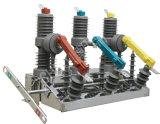 Disjuntor do vácuo da alta tensão de Zw32-12kv com controlador /CT/Zct/Disconnector