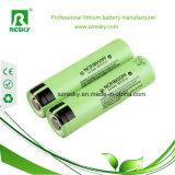 2600mAh eine Batterie-Zelle des Grad-18650 für bewegliche Energien-Aufladeeinheit