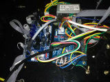 La station-service TV de pompe à essence peut être placée avec de bons coûts et fonctions