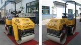 Tambor doble diesel refrigerado por agua Recorrer-Detrás del rodillo (FYL-880)