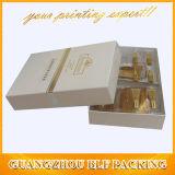 Empaquetado cosmético de la caja