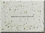 부엌 싱크대 탁상용 단단한 지상 건축재료를 위한 인공적인 석영 돌