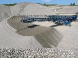 省エネの傾向がある移動式鉱山のベルト・コンベヤー