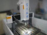 Máquina moldando do CNC para o molde da sapata e dos carregadores que faz o metal do inimigo