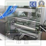 غير طبيعي الشكل التلقائي بالكامل آلة تغليف ترمو الساخن