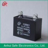 Condensatori del ventilatore Cbb61