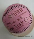 Бейсбол PVC изготовленный на заказ промотирования логоса цветастый кожаный
