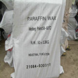 Erzeugnis 58 60/60 62 halbraffinierte Paraffinwachs-Körper-Formulare