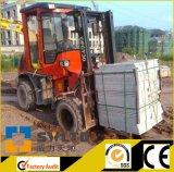 Forklift do terreno áspero Forklift de uma capacidade de 3 toneladas