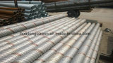 Acier au carbone 219mm / 168mm 1.0mm Slot Bridge Slot Screen for Geothermal Well