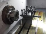 Torno del CNC con la tirada hidráulica barata para la venta