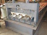 鉄骨構造のための熱い販売の床のDecking機械