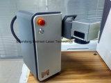 Machine de gravure de machine d'inscription de laser pour le métal Maetrials