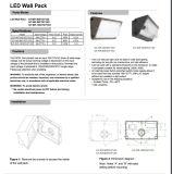 Indicatore luminoso del pacchetto della parete dell'UL di 2015 nuovo ultimo 150W Dlc