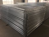 Ketting Link Construction Fence Panels Made in China 6FT X 12FT Chain Mesh 57mm X 57mm X 2.7mm