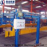 Máquina de malha soldada de reforço de construção automática