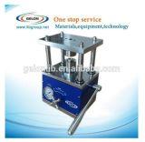 Ручная машина запечатывания случая клетки монетки для исследования лаборатории
