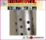 Steel di acciaio inossidabile Perforated Pipe e Tube con Polishing