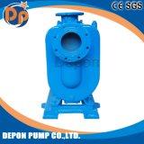 De op zwaar werk berekende Aanhangwagen Opgezette Pomp van het Water van de Instructie van de Dieselmotor Zelf