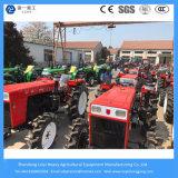 Аграрно/гуляющ/тракторы 55HP 4WD миниых/Compact//Farm/Lawn/Small для использования сада