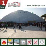 5000 tiendas de la capacidad de Seater de las personas con la azotea arqueada para el partido grande de la música
