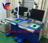電話キーのステンレス鋼の自動車部品のためのJd-G30Wのファイバーレーザーのマーキング機械