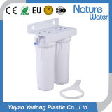 2 Stage Water Filter avec White Housing
