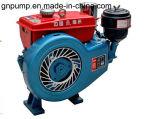 Bomba de agua de la eficacia alta con el motor diesel Z170f/CB80-80-125z (4HP)