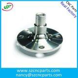 Металл обрабатывая части машинного оборудования, часть CNC оси алюминия 5 OEM подвергая механической обработке
