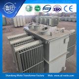 33kv de in olie ondergedompelde de regelgeving van het op-ladingsvoltage Transformator in drie stadia van de Macht