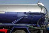 10立方メートルの真空のトラック10000 L下水の吸引のトラック