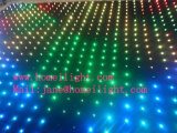 LED Vision Curtain für Wedding Decoration mit CER