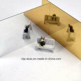 Панель нутряного зеркала Aluis алюминиевая составная