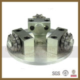 Piedra Concreto Diamond Floor Bush Hammer