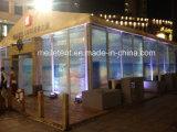 350 de Witte Tent Exhibtion van mensen met de Deur van het Glas voor de Luifel van de Huur