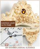 유럽 창조적인 벽시계 최신 판매 가정 벽 장식 (AS004)를 위한 호화스러운 다이아몬드 시계 벽시계
