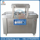 Máquina fácil del sellado al vacío de la salchicha de la operación