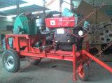 Máquina eléctrica de las lanas de madera